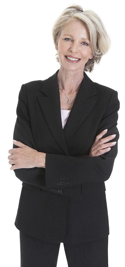board woman