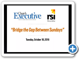 Bridge the Gap Between Sundays