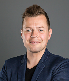 Eliot Crowther Co-founder and Director, echurch powered by Pushpay