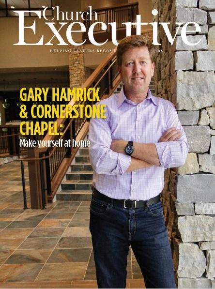 GARY HAMRICK & CORNERSTONE CHAPEL: Make yourself at home