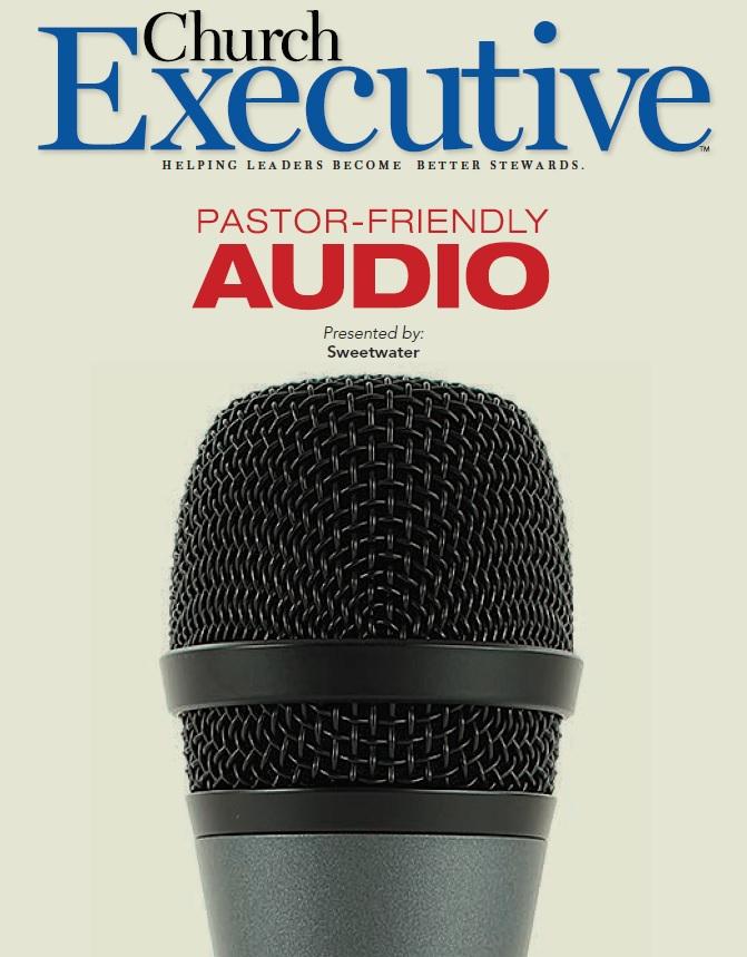 Pastor-Friendly Audio