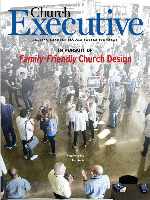 In Pursuit of Family-Friendly Church Design
