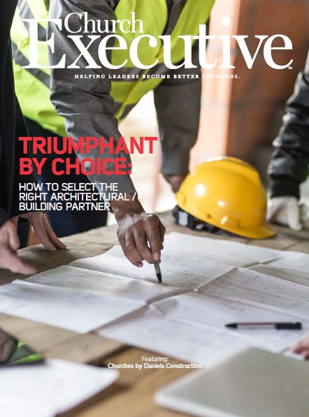 TRIUMPHANT BY CHOICE: How to select the right architectural / building partner