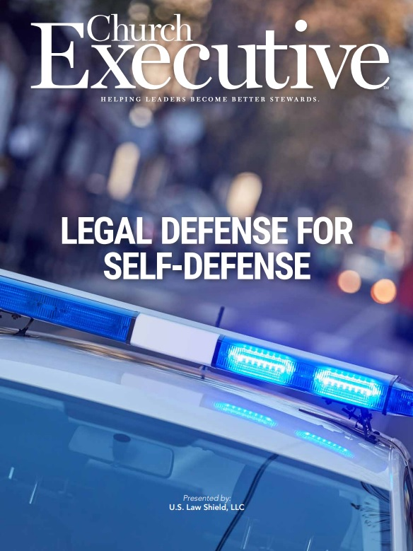 LEGAL DEFENSE FOR SELF-DEFENSE